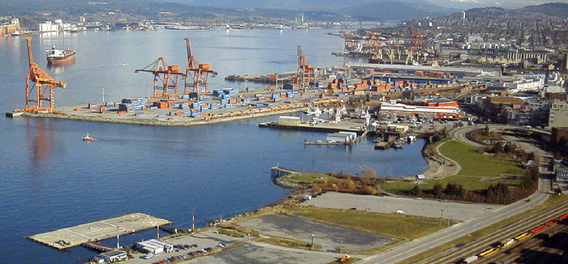 A Plus Transport is based in Greater Vancouver