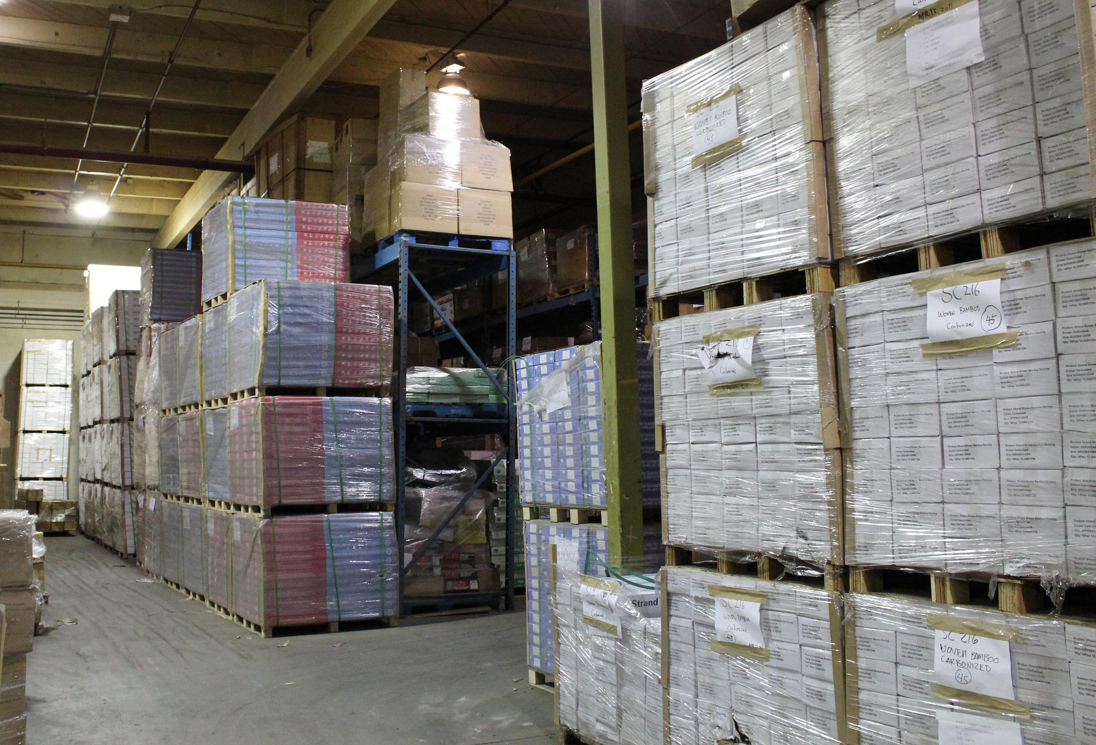 A Plus Warehouse Storage